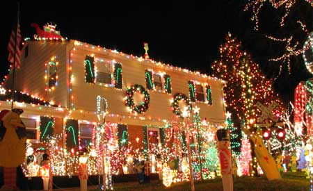 stillwater ok christmas lights